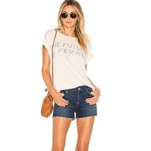 Hudson Jeans Cut Off Shorts